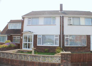 Thumbnail 3 bedroom semi-detached house for sale in North East Road, Southampton