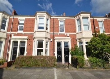 Thumbnail 4 bed flat to rent in Holmwood Grove, Jesmond, Newcastle Upon Tyne