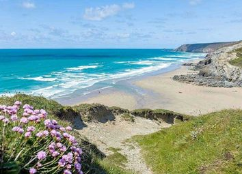 Thumbnail 3 bed terraced house for sale in Towan Valley, Porthtowan, Truro