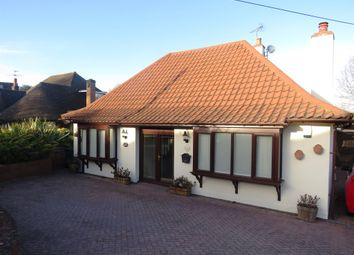 Thumbnail 3 bed detached bungalow for sale in Highland Road, Kenilworth