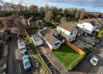 Thumbnail 4 bed detached bungalow for sale in Fidlas Road, Llanishen, Cardiff