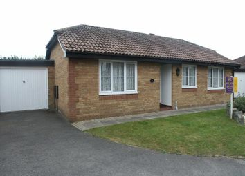 Thumbnail 2 bed detached bungalow to rent in Doe Copse Way, New Milton