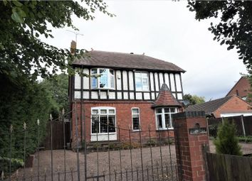 Thumbnail 3 bedroom detached house for sale in Brookhill Lane, Pinxton