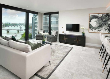 Thumbnail 4 bed flat for sale in Albert Embankment, Lambeth, London