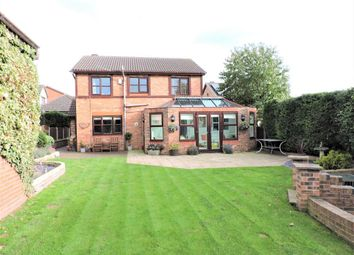 Thumbnail 4 bed detached house for sale in Haise Mount, Darton, Barnsley