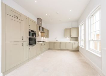 Thumbnail 3 bed flat for sale in Coningsby Place, Poundbury, Dorchester