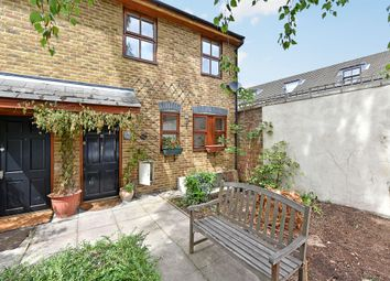 Thumbnail 2 bed semi-detached house to rent in Wetherell Road, Hackney
