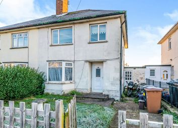 Thumbnail 3 bedroom semi-detached house for sale in Pembroke Road, Northampton