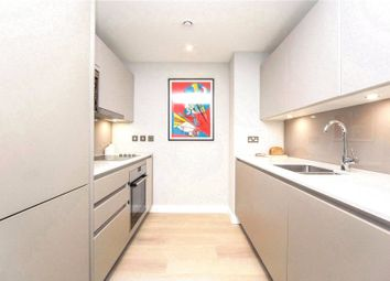 Thumbnail 1 bed flat to rent in Churchyard Row, London