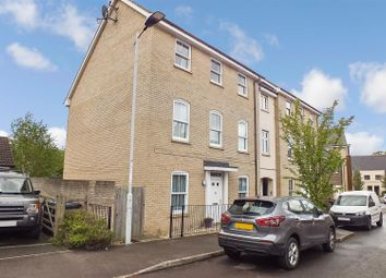 Thumbnail 2 bed flat for sale in Whiston Way, St. Neots