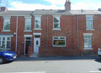 Thumbnail 2 bed terraced house for sale in Ravensworth Street, Bedlington
