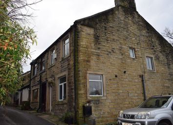 Thumbnail 1 bed end terrace house to rent in Back Lane, Holmfirth