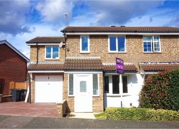 Thumbnail 3 bed semi-detached house for sale in Nash Croft, Gravesend