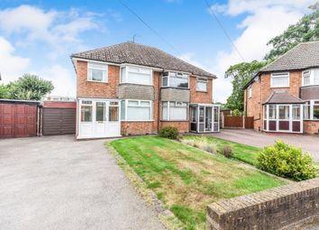 Thumbnail 3 bedroom semi-detached house for sale in Peters Avenue, Northfield, Birmingham, West Midlands