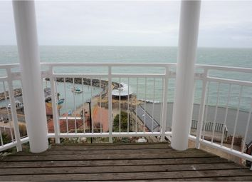 Thumbnail 2 bed flat for sale in Hambrough Road, Ventnor