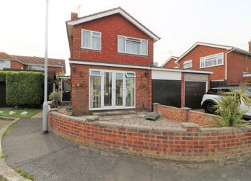 Thumbnail 3 bed detached house for sale in Beck Farm Close, Canvey Island