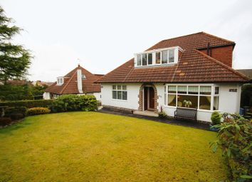 Thumbnail 4 bed detached bungalow for sale in Beech Avenue, Newton Mearns, Glasgow