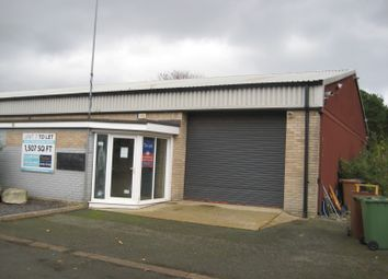 Thumbnail Light industrial to let in Unit 7, Glan Y Don Industrial Estate, Pwllheli, Gwynedd