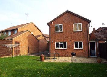 Thumbnail 4 bed detached house for sale in Bridgeman Drive, Houghton Regis, Dunstable, Bedfordshire