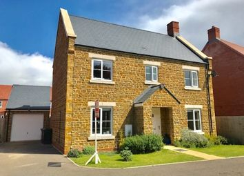 Thumbnail 4 bed detached house for sale in Dunnock Road, Bodicote, Banbury, Oxfordshire
