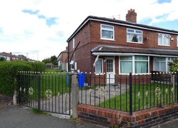 3 bed semi-detached house for sale in Egerton Road South, Chorlton, Manchester, Greater Manchester M21