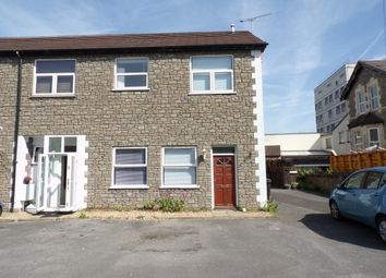 Thumbnail 2 bed maisonette to rent in Beaconsfield Road, Weston-Super-Mare
