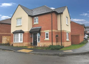 Thumbnail 4 bed detached house for sale in Vesey Court, Wellington, Telford, Shropshire