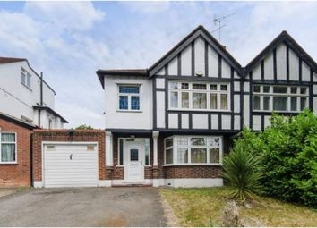 Thumbnail 3 bed semi-detached house for sale in Uxbridge Road, Pinner