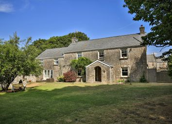 Thumbnail 6 bedroom detached house for sale in Ystradowen, Cowbridge, The Vale Of Glamorgan