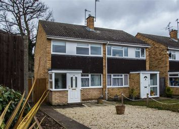 Thumbnail 3 bed semi-detached house for sale in Chandlers Way, Hertford, Herts