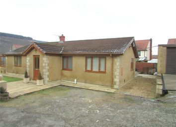 Thumbnail 4 bedroom detached bungalow for sale in Louise Close, Melincourt, Neath, West Glamorgan
