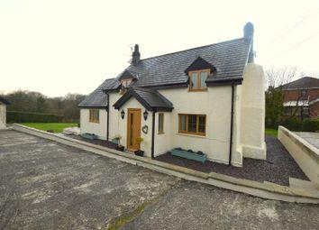 Thumbnail 3 bed detached house for sale in Pen Y Mynydd, Penymynydd, Llanelli