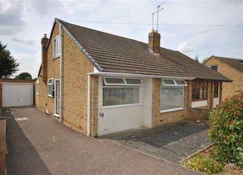Thumbnail 3 bed semi-detached house for sale in Coppice Drive, Northampton