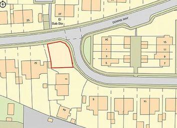 Thumbnail Land for sale in Downs Way, East Preston, Littlehampton