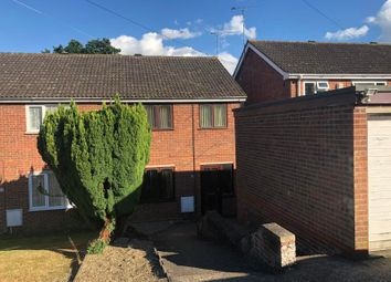 Thumbnail 3 bed semi-detached house to rent in Laurelhayes, Ipswich