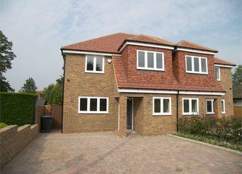 Thumbnail 3 bed detached house for sale in Moffats Lane, Brookmans Park, Hatfield