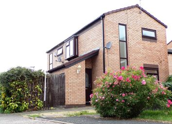 Thumbnail 1 bed town house to rent in Hatherton Way, Chester