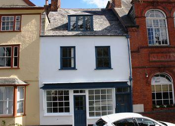 Thumbnail 2 bedroom maisonette to rent in Fore Street, Topsham, Exeter