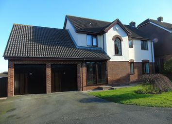 4 bed detached house for sale in Cleveland Close, Eastbourne BN23