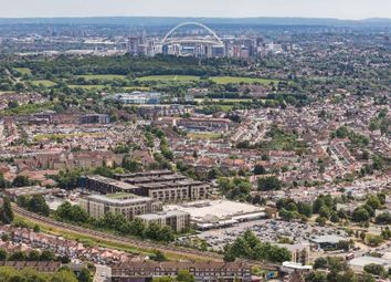 """Thumbnail 2 bed flat for sale in """"Plot 136"""" at Honeypot Lane, London"""