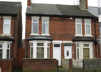Thumbnail 2 bed end terrace house for sale in Kingsway, Kirkby-In-Ashfield, Nottingham