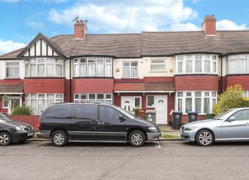 Thumbnail 3 bed terraced house for sale in Lancelot Crescent, Wembley