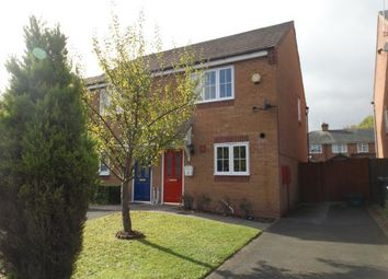 Thumbnail 2 bed end terrace house for sale in Honeycomb Way, Northfield, Birmingham, West Mildlands