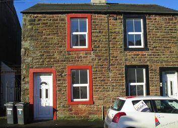 Thumbnail 2 bed terraced house to rent in Craika Road, Dearham, Maryport