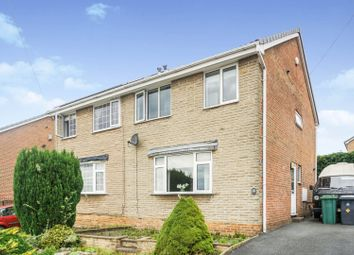 Thumbnail 3 bed semi-detached house for sale in Sycamore Way, Birstall