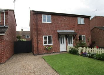Thumbnail 2 bed semi-detached house for sale in Alts Nook Way, Shardlow, Derby