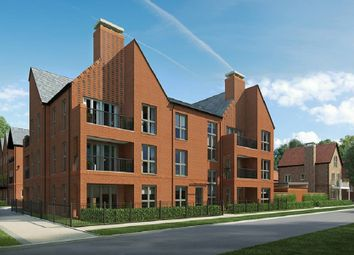 "Thumbnail 2 bed flat for sale in ""Farlyngton House - First Floor - Plot 244"" at Andover Road North, Winchester"