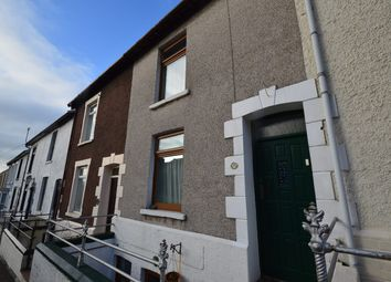 Thumbnail 3 bed terraced house for sale in Waterloo Place, Swansea