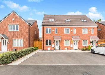 Thumbnail 3 bed end terrace house for sale in Silvermere Park Way, Birmingham