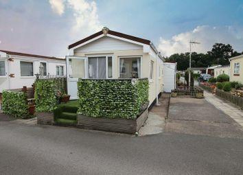 Thumbnail 1 bed mobile/park home for sale in Oak Avenue, Radcliffe-On-Trent, Nottingham